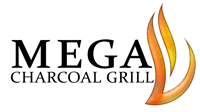 Mega Charcoal Grill Cheshunt